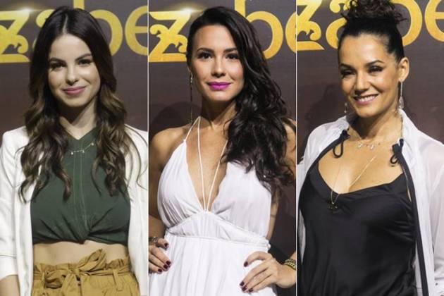 Jezabel - elenco (Antonio Chahestian / Record TV)