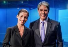 Jornal Nacional/Divulgação Globoplay