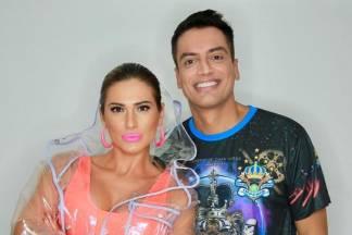 Leo Dias e Lívia Andrade/Reprodução Instagram