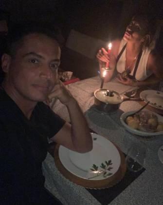 Leo Dias e Livia Andrade - Reprodução/Instagram