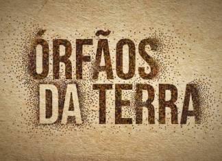 Logo - Órfãos da Terra/TV Globo