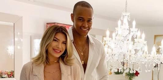 Lorena Improta e Leo Santana/Reprodução Instagram