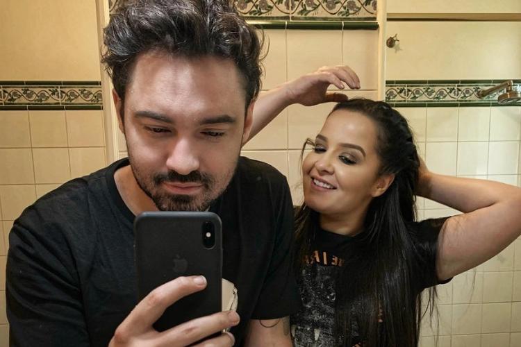 Maiara e Fernando/Reprodução Instagram