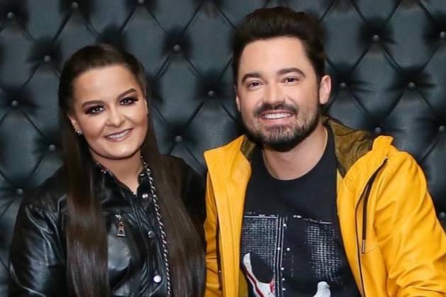 Maira e Fenando Zor - Reprodução/Instagram