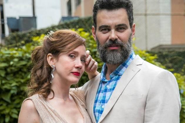 Malhação - Gabriela e Rafael casam (Globo/Raquel Cunha)