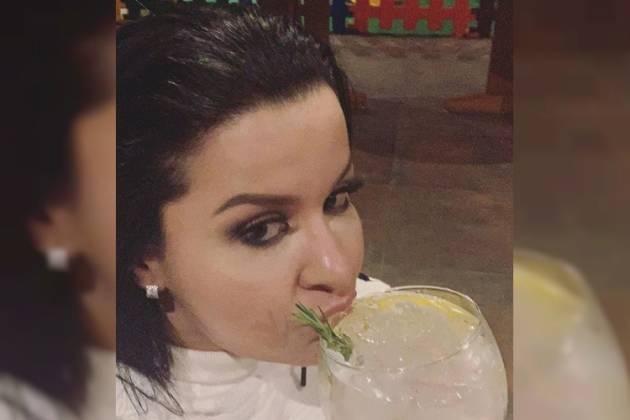 Maraisa bebeu todas em festa - Reprodução/Instagram