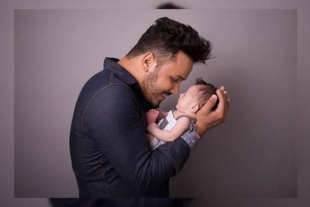 Marcelo Martins e filho - Foto: Reprodução/Instagram