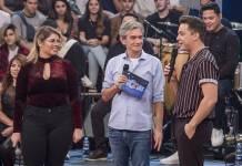 Marília Mendonça - Serginho - Safadão (Globo/Fábio Rocha)