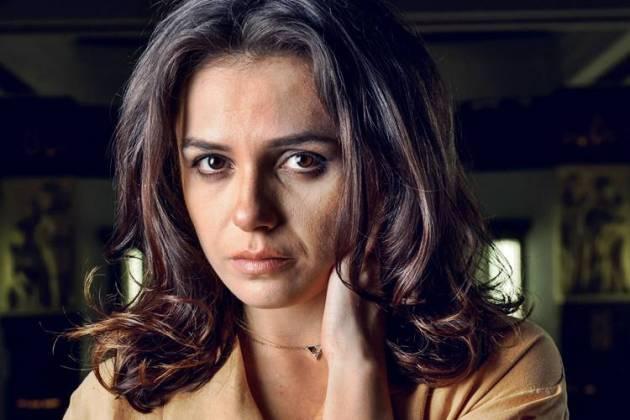 Monica Iozzi (Globo/Ramón Vasconcelos)