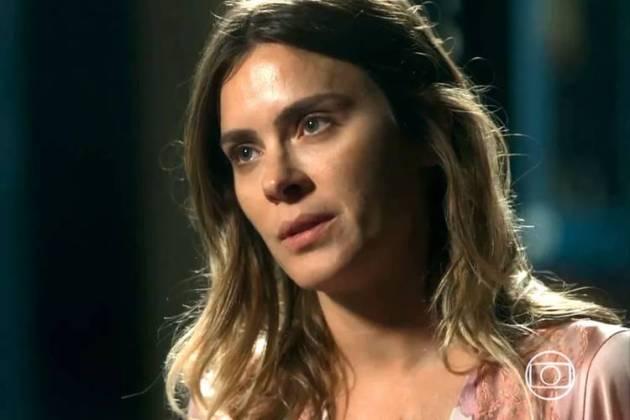 O Sétimo Guardião - Afrodite (Reprodução/TV Globo)