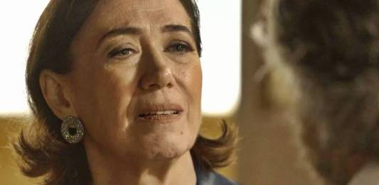 O Sétimo Guardião - Valentina toma decisão (Reprodução/TV Globo)