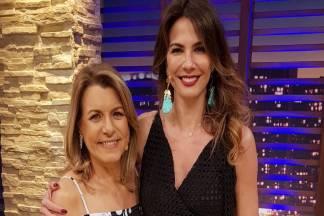 Olga e Gimenez/Rede TV