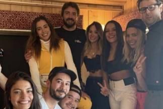 Otávio Barros e Anitta/Reprodução Instagram