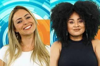 Paula ou Rizia Paredão BBB19
