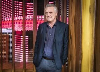 Pedro Bial (Globo/Fábio Rocha)
