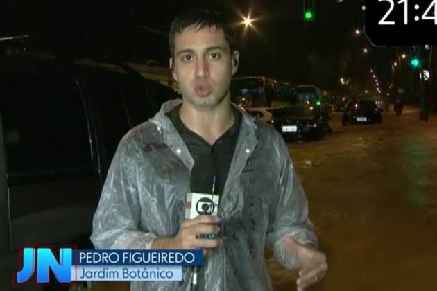 Pedro Figueiredo/TV Globo
