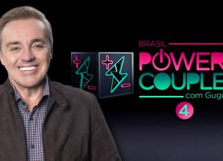 Power Couple Brasil 4 com Gugu Liberato
