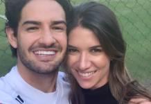 Rebeca Abravanel e Alexandre Pato/Reprodução Instagram