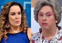 Regina Volpato e Tia - Mulheres - TV Gazeta