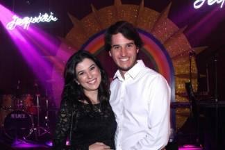 Renata Abravanel e o marido/Reprodução Instagram