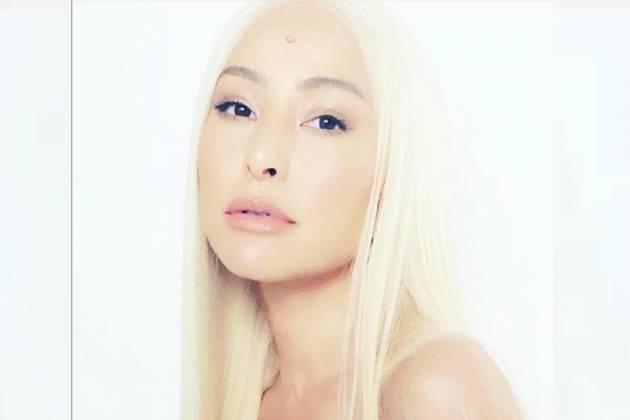 'Novo visual' de Sabrina Sato - Reprodução/Instagram