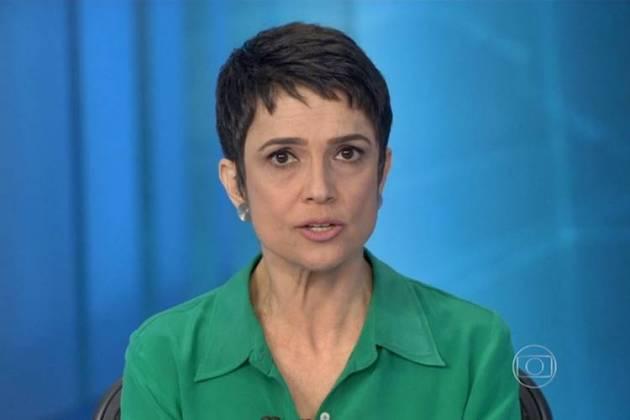 Sandra Annenberg (Reprodução/TV Globo)