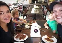 Thais Fersoza e a família/Reprodução Instagram