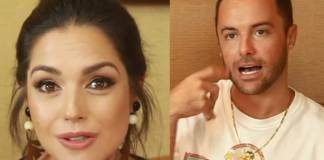 Thais Fersoza e Kayky Brito - Reprodução/YouTube