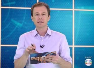 Tiago Leifert explica a dinâmica para a final do BBB19 (Reprodução/TV Globo)