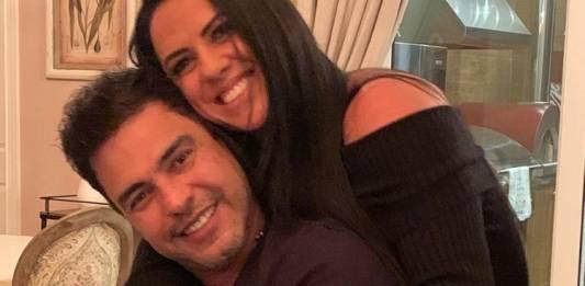 Zezé Di Camargo e Graciele/Reprodução Instagram
