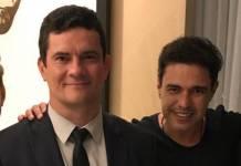 Zezé di Camargo e Moro/Reprodução Instagram