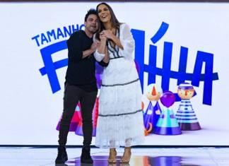 Zezé e Ivete (Globo/Ellen Soares)