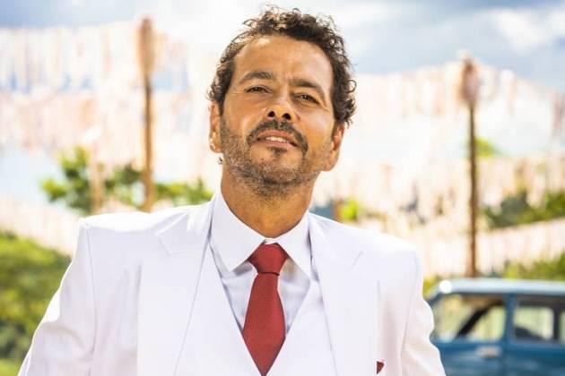 A Dona do Pedaço - Amadeu (Globo/João Miguel Júnior)