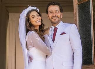 A Dona do Pedaço - Amadeu e Maria (Globo/João Miguel Júnior)
