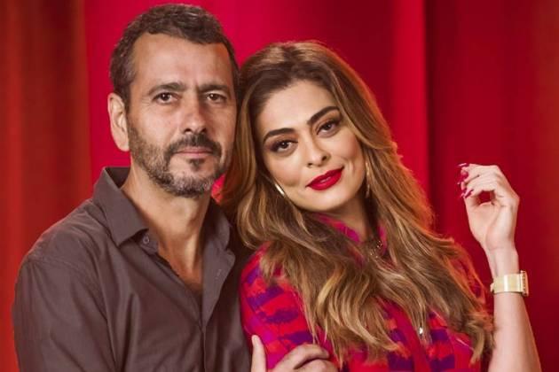A Dona do Pedaço - Amadeu e Maria ( Globo/João Miguel Júnior)