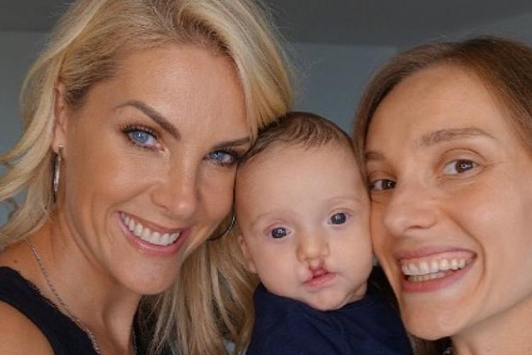 Ana Hickmann gera emoção ao revelar estado de saúde do sobrinho após cirurgia