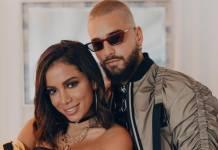 Anitta e Maluma - Reprodução/Instagram
