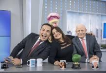 Balanço Geral - Gottino - Fabíola e Lombardi (Edu Moraes/Divulgação Record TV)