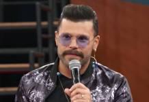 Cantor Marcos (Reprodução/TV Globo)