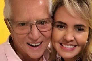 Carlos Alberto e Renata Domingues/Instagram