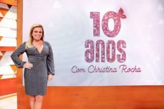 Christina Rocha ( Gabriel Cardoso/SBT)