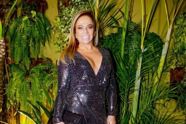 Christina Rocha (Gabriel Cardoso/SBT)