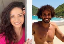 Claudia Ohana e Thiago Bittencourt/Reprodução Instagram