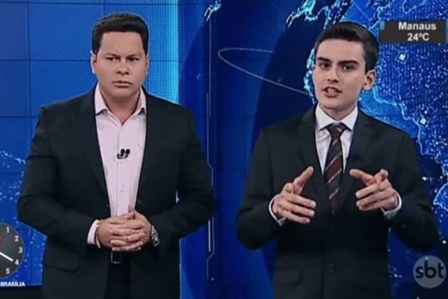 Marcão do Povo e Dudu Camargo - Reprodução