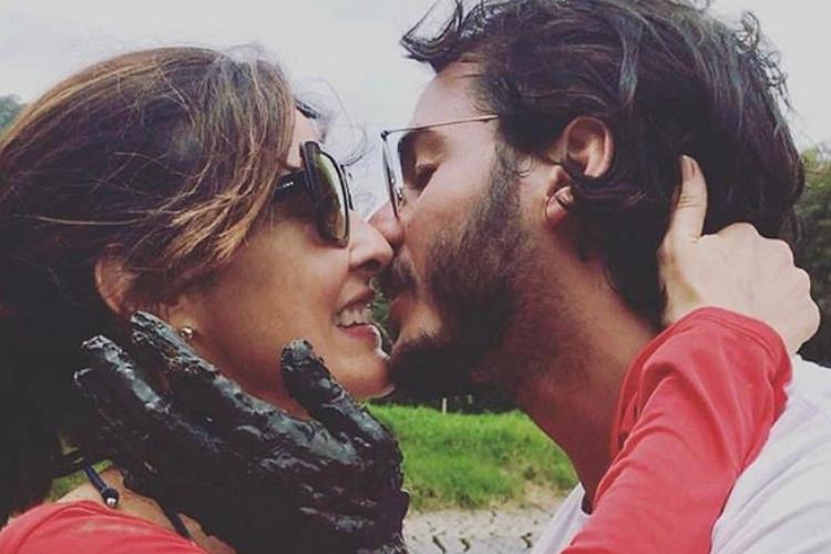 Fátima Bernardes e Túlio Gadelha - Reprodução/Instagram