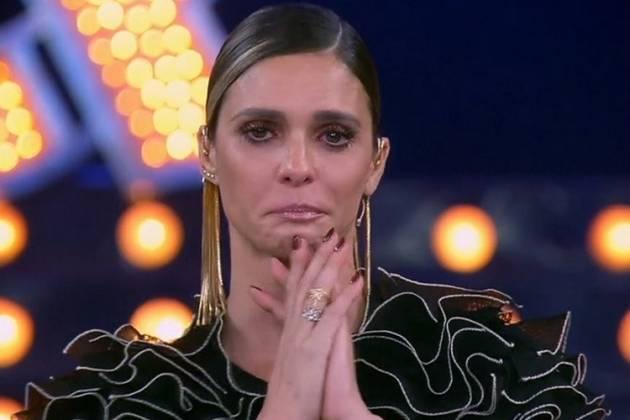 Fernanda Lima - Reprodução/Globo