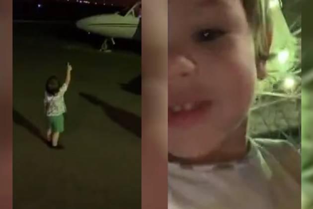 Gabriel, filho do sertanejo - Reprodução/Instagram