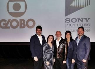 Globo e Sony Pictures Television fecham acordo (Globo / Ricardo Cohen)