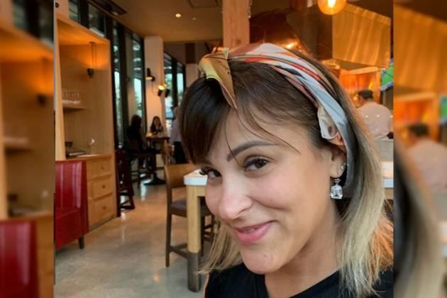 Karina, esposa de Leandro Hassum - Reprodução/Instagram