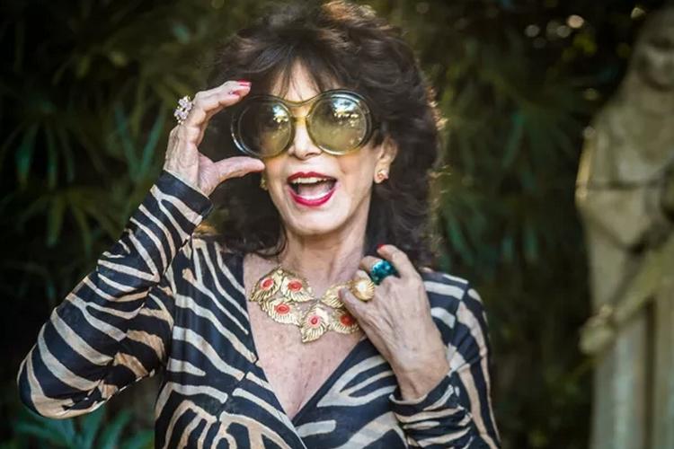 Lady Francisco - Reprodução/Globo